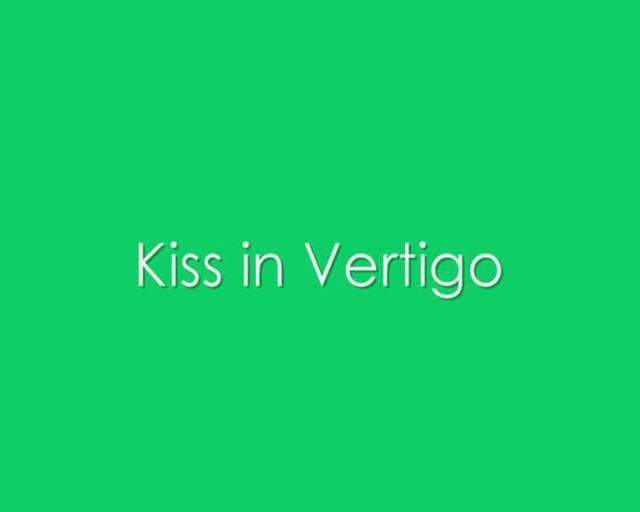 Kiss in ''Vertigo'' [by tonyflagg9]