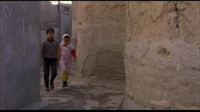 Patience and Restraint in Children of Heaven