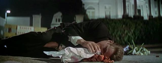 Mise en scène in the opening sequence of Rebel Without a Cause