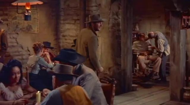 Rio Bravo - Barfight