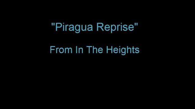 Piragua (Reprise)