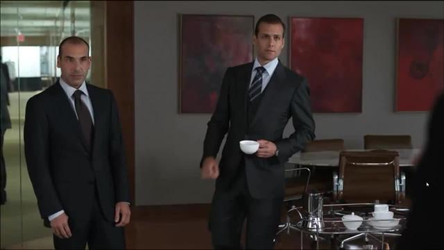 Suits - Harvey Spector can't hire Mike Ross