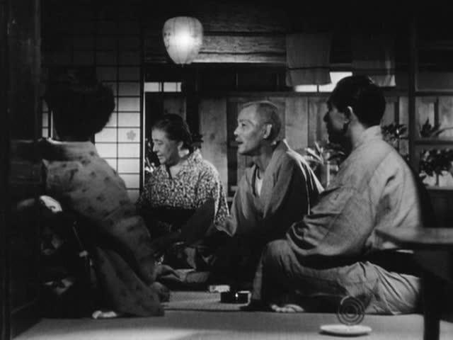 Alternatives to classical continuity editing: 360-degree space in Tokyo Story
