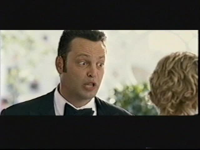 storyboarding in The Wedding Crashers