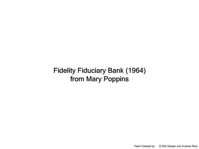 Fidelity Fiduciary Bank - Mary Poppins