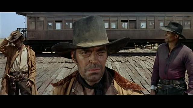 Time and Space in Once Upon a Time in the West
