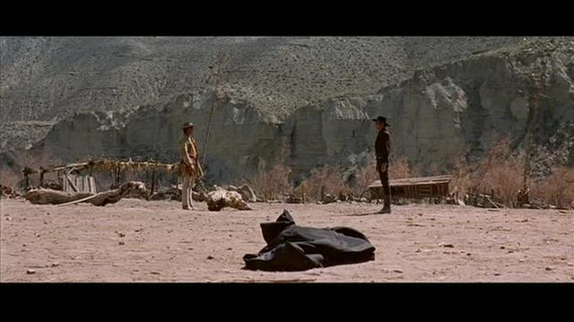 Shot-by-Shot exercise for Once Upon a Time in the West