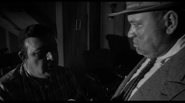 Manipulating Sound Fidelity for Dramatic Effect in Touch of Evil
