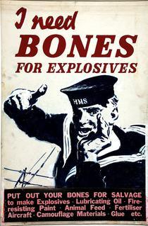 I Need Bones for Explosives