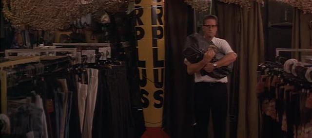 "Falling Down ""Neo-Nazi Surplus Store"" Scene"