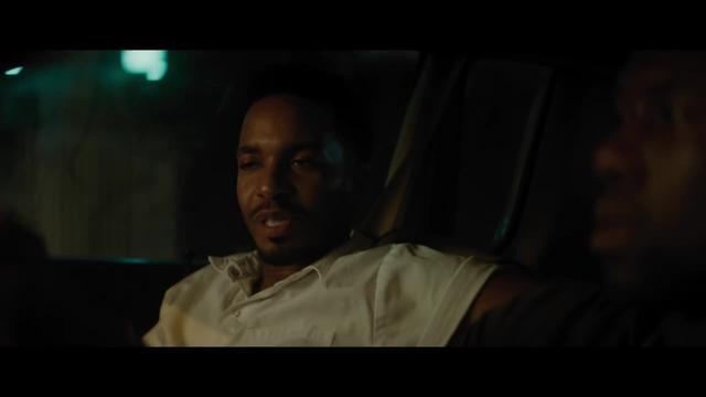 Moonlight--Car Scene