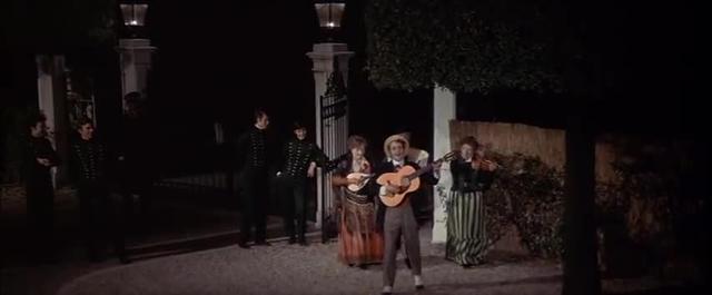 Death in Venice: Street Musicians