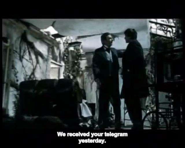 The Doctor's Speech