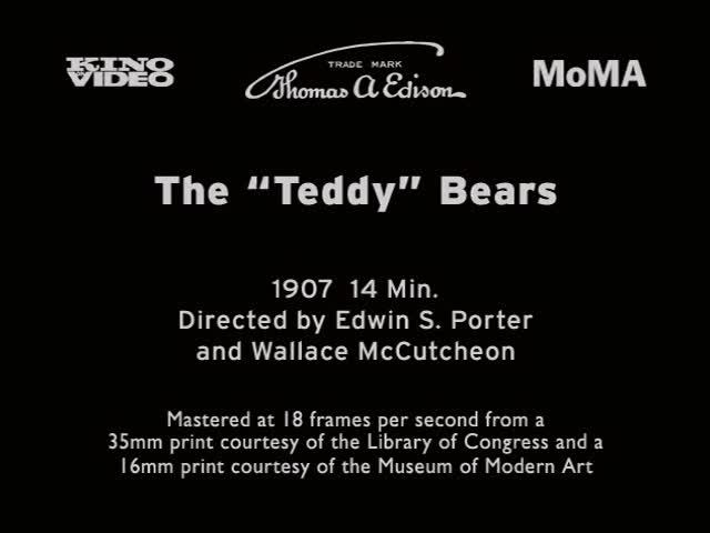 "The ""Teddy"" Bears"