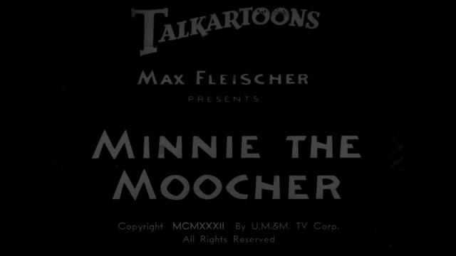 """Minnie the Moocher"""