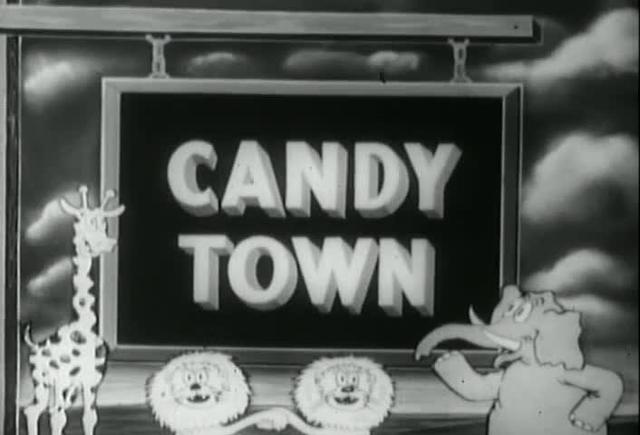 Candy Town (1933)