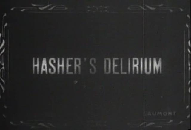 The Hasher's Delerium