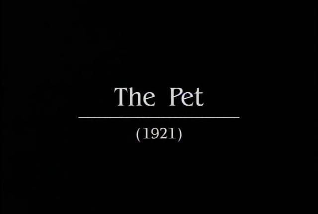 The Pet (1921)