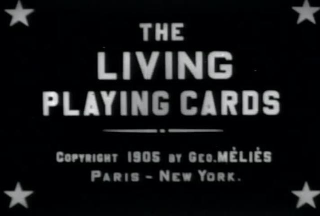 The Living Playing Cards