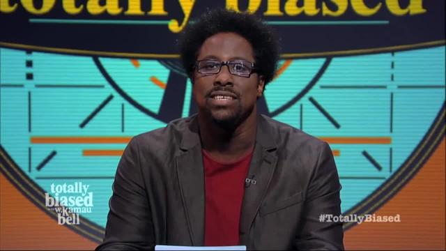 """Comic V Feminist"" : Totally Biased with W Kamau Bell"