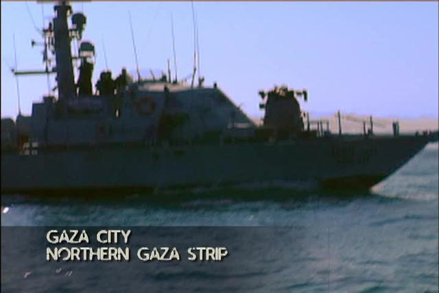 Gaza and the Trope of Encirclement