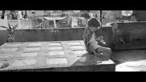 Roma rooftop scene