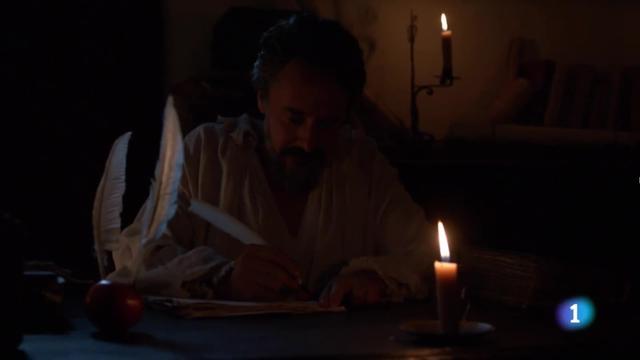 El Ministerio Del Tiempo- Reescribir de Don Quijote