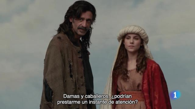 El Ministerio Del Tiempo-Quien conoce a Miguel Cervantes?