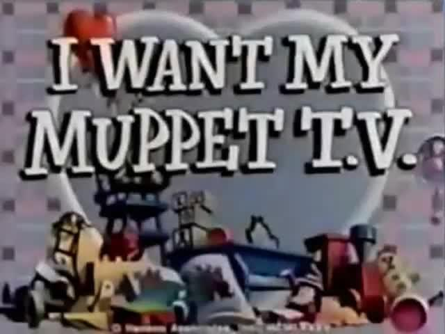 Ghostbusters Reference in Muppet Babies: