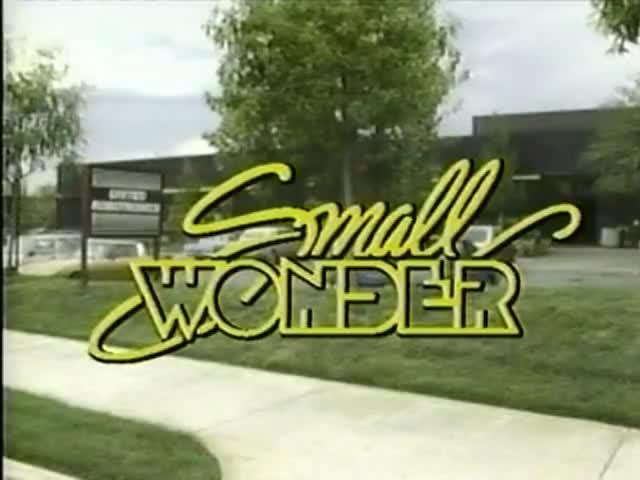 Image result for small wonder public domain