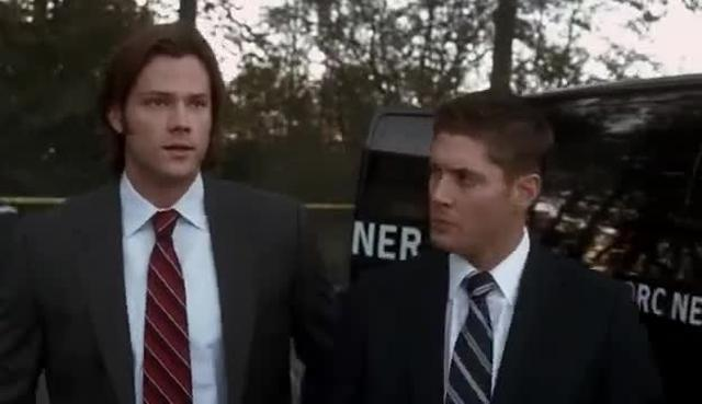 "Ghostbusters Reference in Supernatural: ""All Dogs Go To Heaven"""