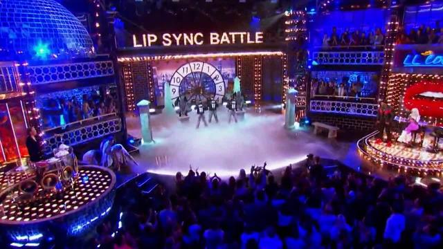 Ghostbusters Reference in Lip Sync Battle