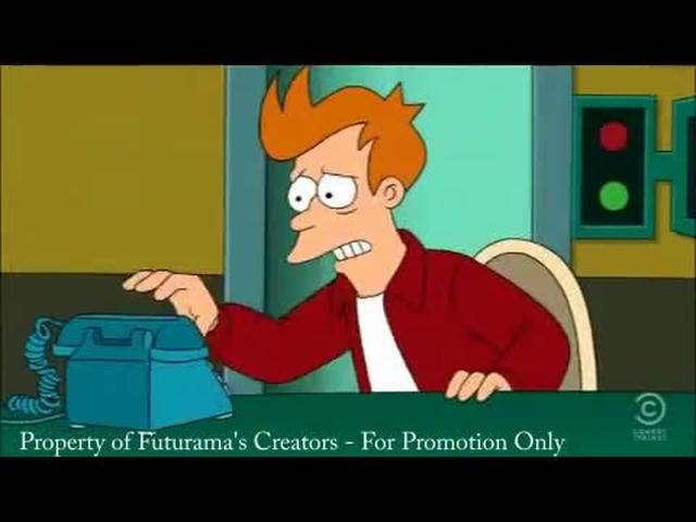 Ghostbusters Reference in Futurama