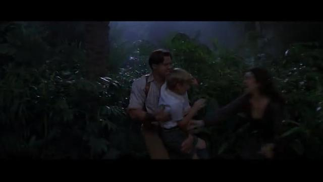 Ghostbusters Reference in The Mummy Returns