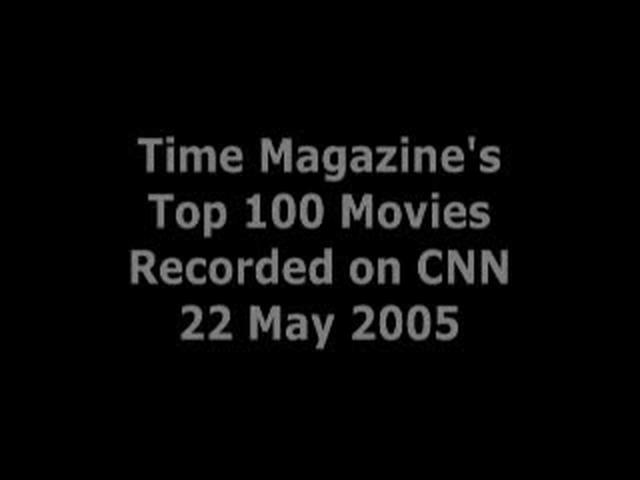 Time 100 Best Films, CNN Interview