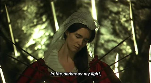 Teresa, el cuerpo de Cristo (2007; Dir. Ray Loriga): Scene 1