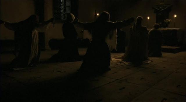 Teresa, el cuerpo de Cristo (2007; Dir. Ray Loriga): Scene 2