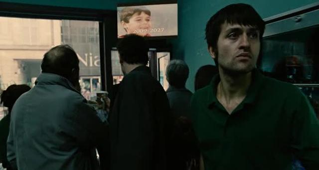 Opening Explosion and Aftermath from CHILDREN OF MEN