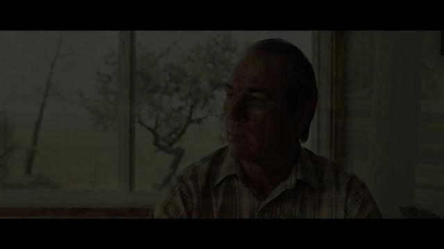 Ending Scene from NO COUNTRY FOR OLD MEN