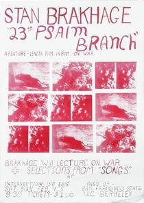 23rd Psalm Branch_poster