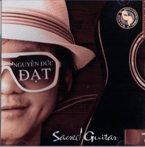 Sacred Guitar CD cover