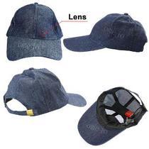 Baseball Cap Spy Cam
