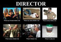 Image result for director meme