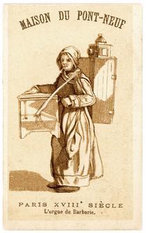 female montreur