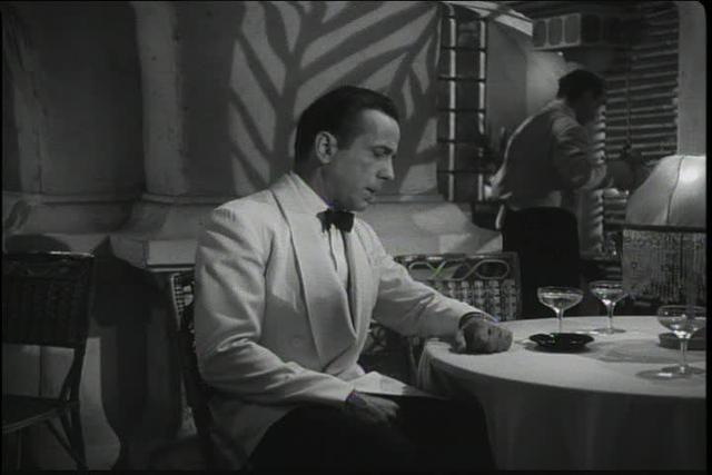 Flashback in Casablanca