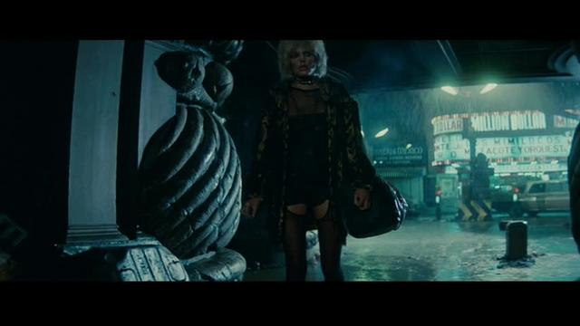 Million Dollar Theatre in Blade Runner