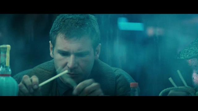 Intro to Gaff in Blade Runner